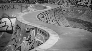 Curvas de skatepark