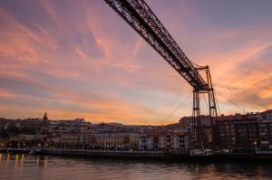 El Puente de Bizkaia